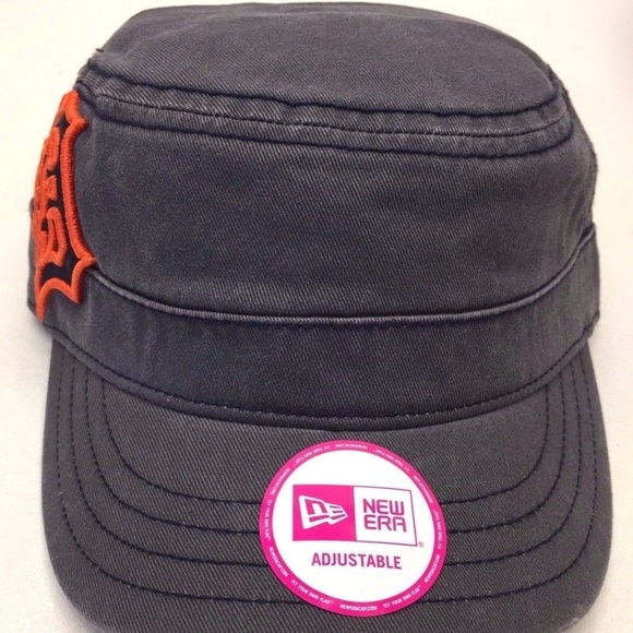 7ddcf17a New Era Accessories | Detroit Tigers Womens Gray Cadet Hat | Poshmark